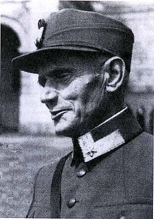 Otto Ruge - Generalmajor Otto Ruge in the summer of 1945