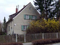 Jahnstraße in Ottobrunn
