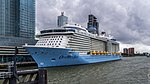 Ovation of the Seas - Nieuwe Maas - Port of Rotterdam (25844149464).jpg
