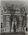 overzicht voorgevel huis aan kade - amsterdam - 20319336 - rce