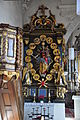 Owingen Pfarrkirche Rosenkranzaltar 1.jpg