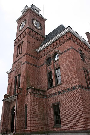 Oxford, Massachusetts - Oxford Town Hall