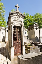 Tomb of Combes and Chappellet