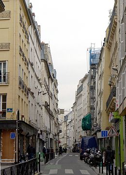 Image illustrative de l'article Rue Beauregard (Paris)