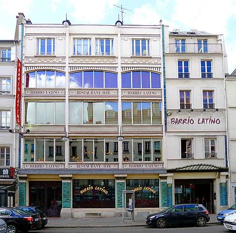 Original file 1 500 1 483 pixels file size mb mime type image jpeg - Paris rue du faubourg saint antoine ...