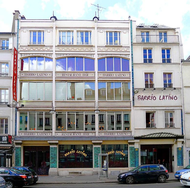 FileP Paris Xii Rue Du FaubourgSaintAntoine N Rwk