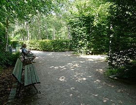 Image illustrative de l'article Jardin de l'Hôpital de Vaugirard