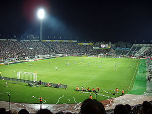 2011–12 PAOK FC season - PAOK v Tottenham Hotsput at Toumba Stadium (15 September 2011)