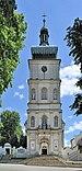 PL-Odporyszów, dzwonnica kościóła Oczyszczenia Najświętszej Maryi Panny 2013-05-31--12-41-32-002.jpg