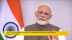 File:PM Modi's address to the nation on vital aspects relating to COVID-19 menace.webm
