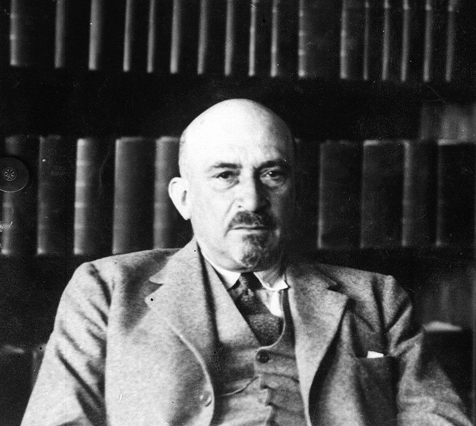 PROF. HAIM WEIZMAN. פרופסור חיים וייצמן.D403-175