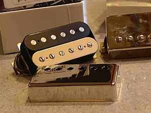 Pickup (music technology) - PRS's Dragon humbucker