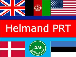 Provincial Reconstruction Team Helmand