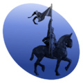P history icon royalblue.png