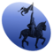 P history icon royalblue.png