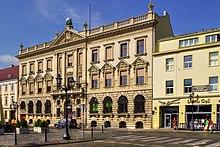 Grumbkow's Palace in Szczecin, where Maria Feodorovna was born. (Source: Wikimedia)