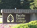 Pacific Union College Sign 2008.jpg