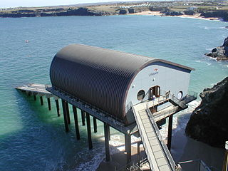 Padstow Lifeboat Station lifeboat Station is based at Trevose Head west of Padstow