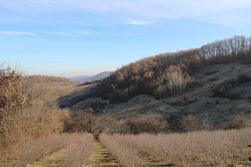 Paklje - opština Valjevo - zapadna Srbija - panorama 3