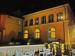 Province of Prato - Palazzo Banci in Prato, the provincial seat.
