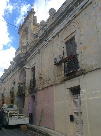 Ramon Perellos y Roccaful - Villa Perellos in Paola, Malta
