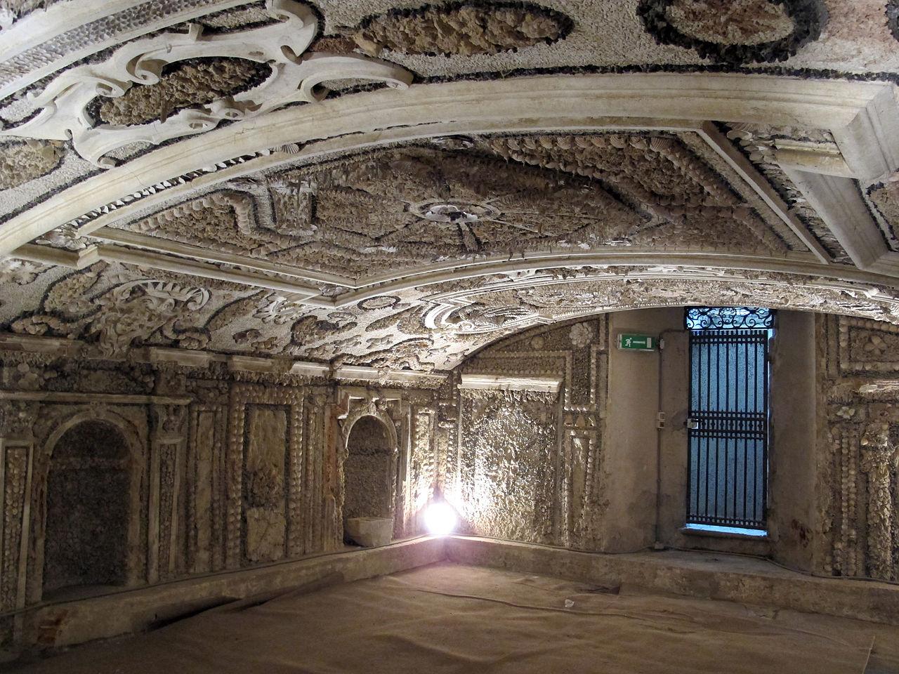 Fichier palazzo venturi ginori grotta sotto camera da letto del cardinale 02 jpg wikip dia - Camera da letto del papa ...