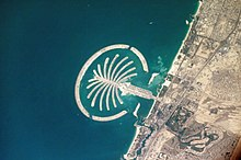 Palm Jumeirah - an Artificial  archipelago