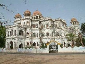 Tikamgarh - Tikamgarh Palace