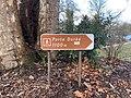 Panneau Direction Porte Dorée Carrefour Conservation - Paris XII (FR75) - 2021-01-17 - 2.jpg