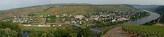 Neumagen-Dhron - View of Neumagen-Dhron