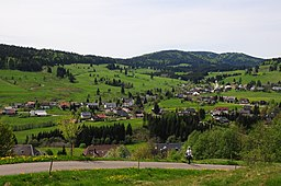 Panoramic view to the Southside of the Bernau valley - panoramio.jpg