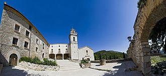 Sant Mateu - Image: Panoramica Ermita Virgen de los Angeles