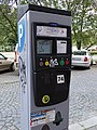 Pardubice, Sukova třída, parkovací automat.jpg
