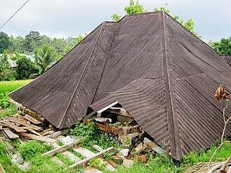 2009 Sumatra earthquakes - Image: Pariaman