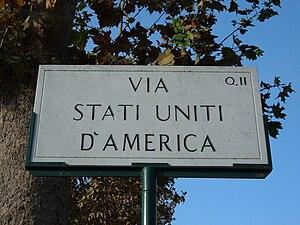 Italiano: Villaggio Olimpico (quartiere Pariol...