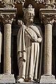 Paris - Cathédrale Notre-Dame -Galerie des rois - PA00086250 - 022.jpg