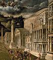 Paris Bordone - Combattimento di gladiatori (particolare 3) - Kunsthistorisches Museum, Wien.jpg