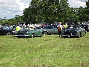 Park Ward - 1956 and 1954 Bentley Continental drophead coupés