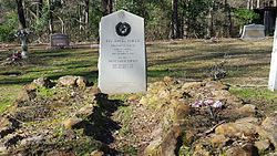 Photo of Black plaque number 20965