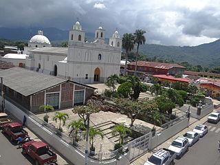 Ahuachapán Municipality in Ahuachapán Department, El Salvador