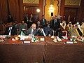 Participation du Dr.Rafik Abdessalem, à la réunion du conseil de la Ligue arabe- Une conférence internationale sur la Syrie le 24 février à Tunis. (6868838413).jpg