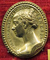 Pastorino, medaglia di maddalena artemisia di siena.JPG