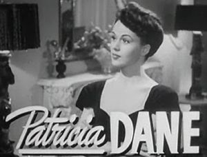 Patricia Dane - from the trailer for  Grand Central Murder (1942)