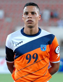 Patrick Fabiano Brazilian footballer