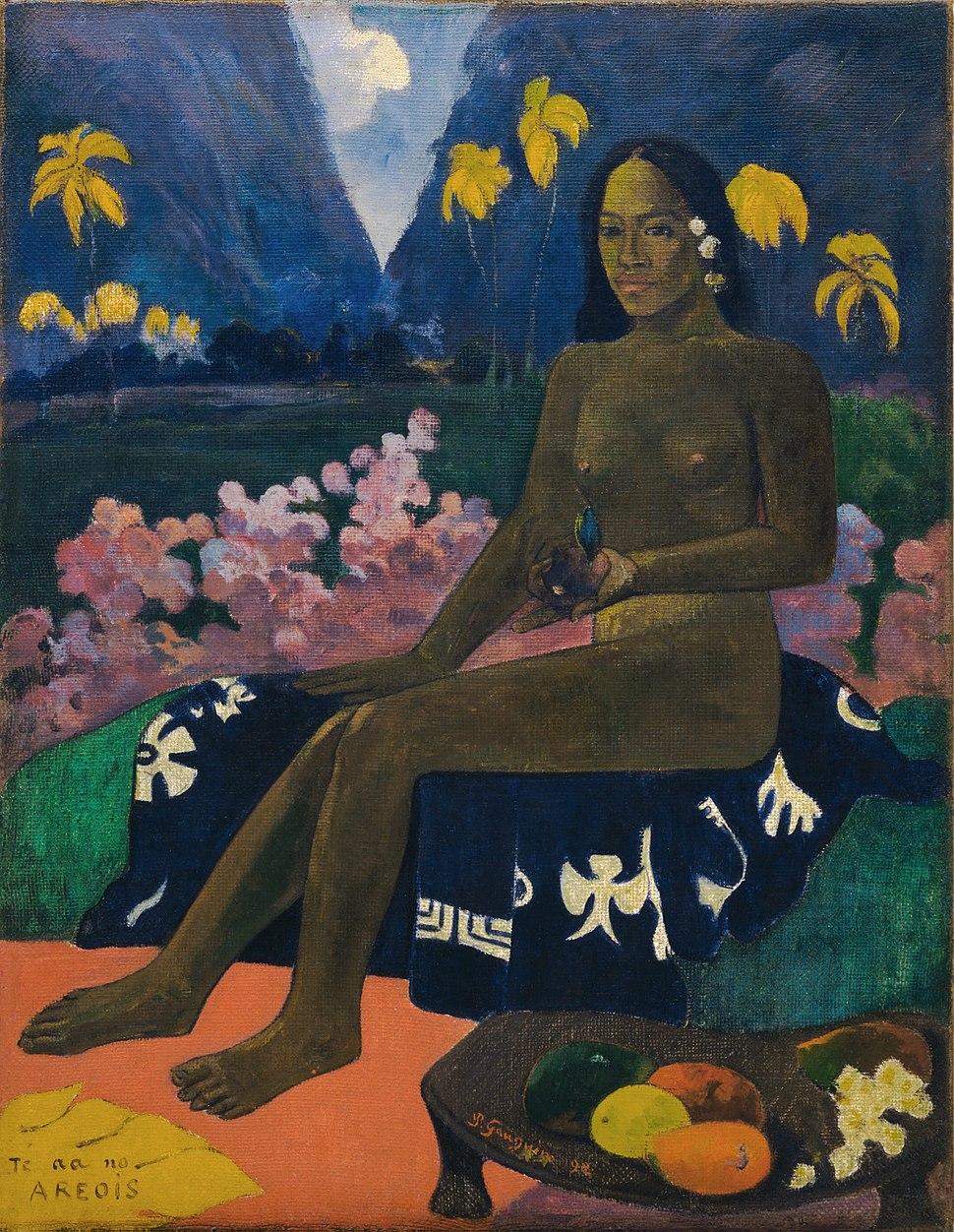 Paul Gauguin - Te aa no areois - Google Art Project