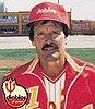 Paul Lindblad (pitching coach) - El Paso Diablos - 1988.jpg