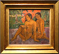 Paul gauguin, e l'oro dei loro corpi, 1901, 01.JPG