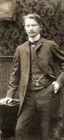 Paweł Hulka-Laskowski w czasie studiów w Heidelbergu.png