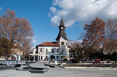 Центр города Пазарджик.jpg