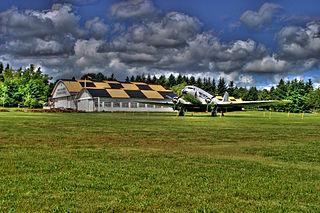 Pearson Field municipal airport in Vancouver, Washington